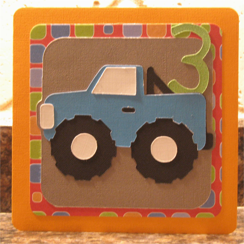 Birthday Card for 3 Year Old Boy Birthday Boy Take Aim Creations