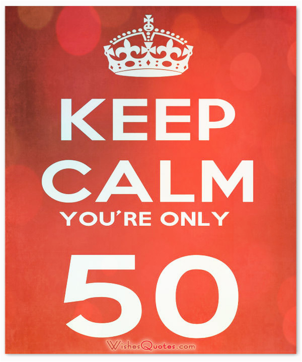 Birthday Card For 50 Year Old Man Inspirational 50th Wishes And Images