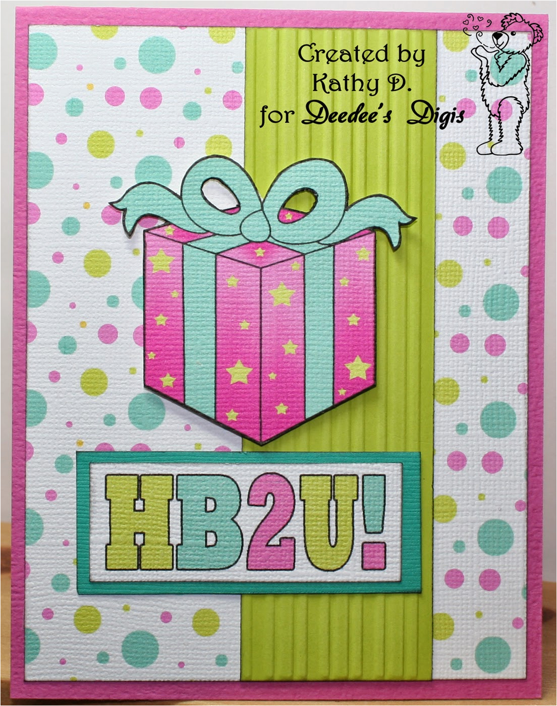 deedee 39 s digis birthday cards for a teenage girl