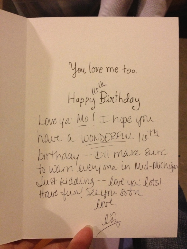 things to write in your boyfriends birthday card