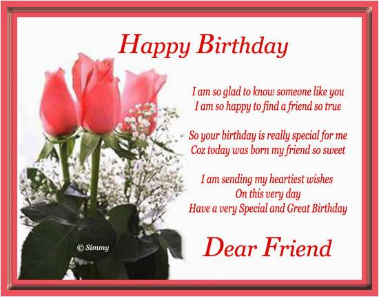 happy birthday dear friend free for best friends ecards