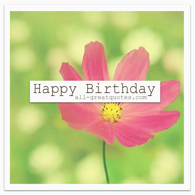 Birthday Cards To Post On Facebook Free