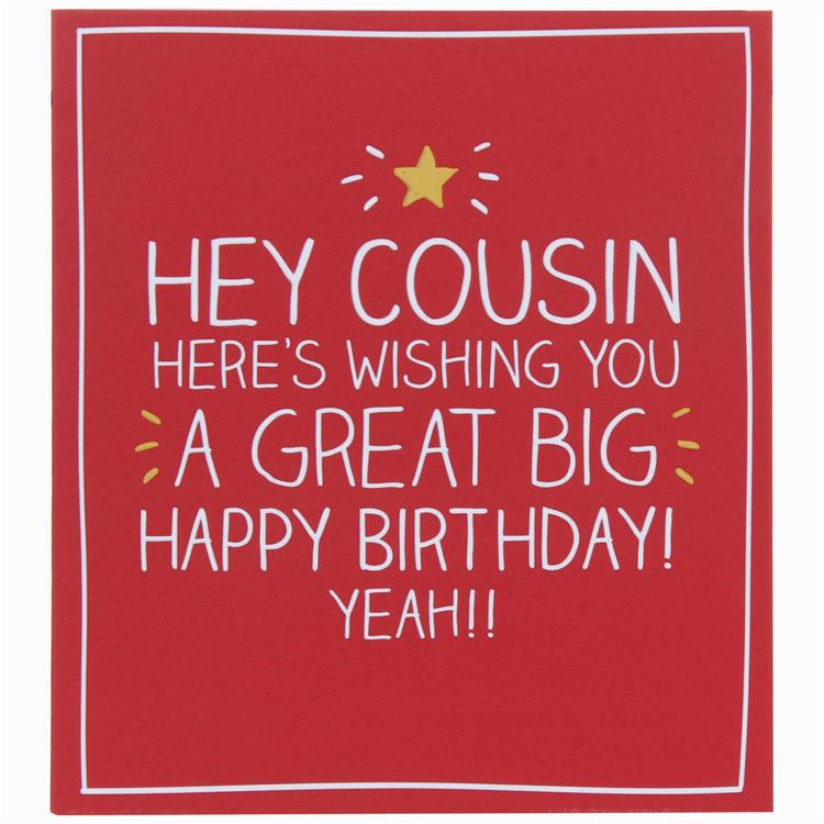 gorgeous happy birthday cousin quotes