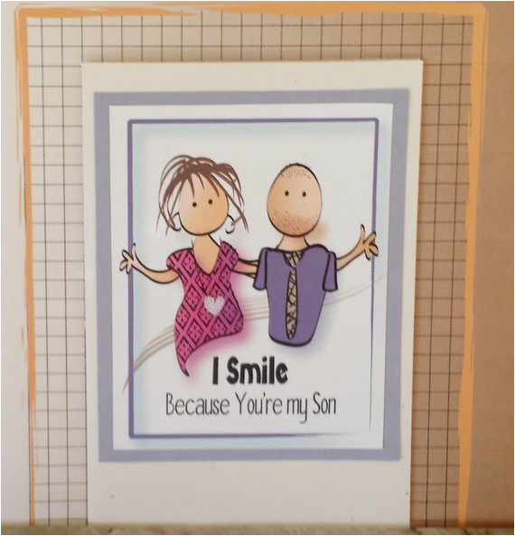 Birthday Card For Son From Mother Funny