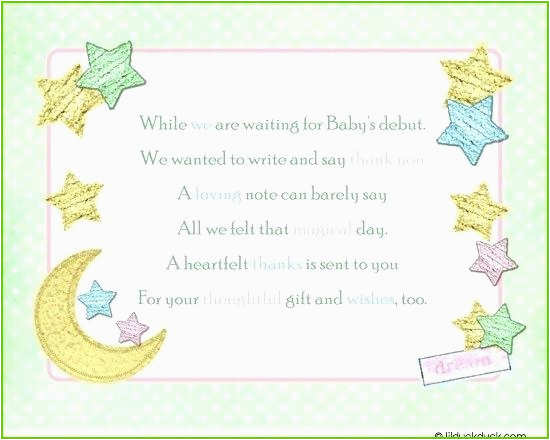 baby shower card note baby shower card greeting messages