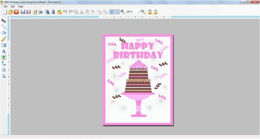 Birthday Card Generator Online Maker Free
