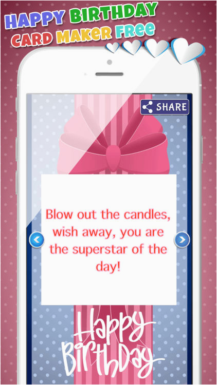 happy birthday card maker free bday greeting cards by