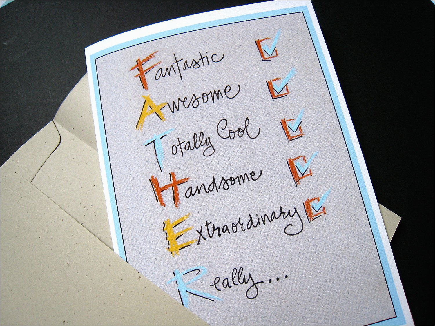 Birthday Card Ideas For Dad From Daughter Cards