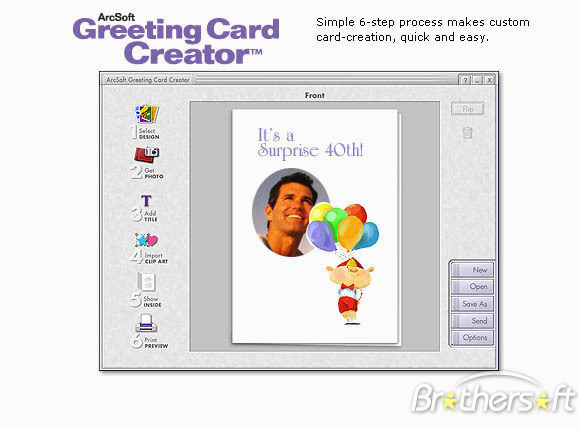 christmas card generator decorating ideas
