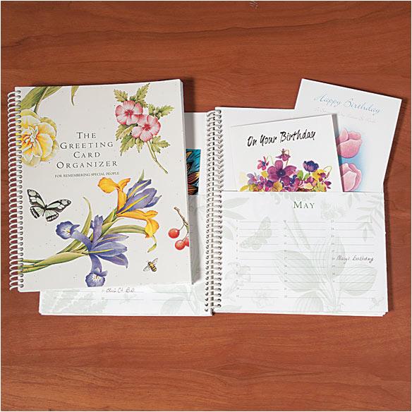 buy greeting card organizer book 311864