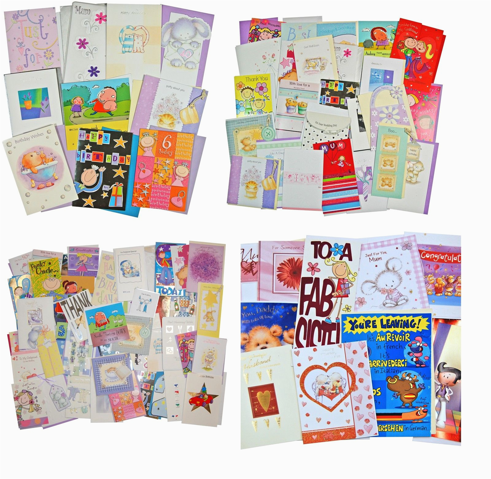 bulk greeting card packs for every occasion cheap 332091120444