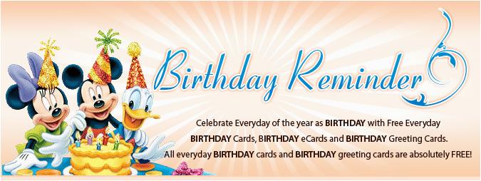 Birthday Card Reminder Folder Orissa Cards Send Wishes