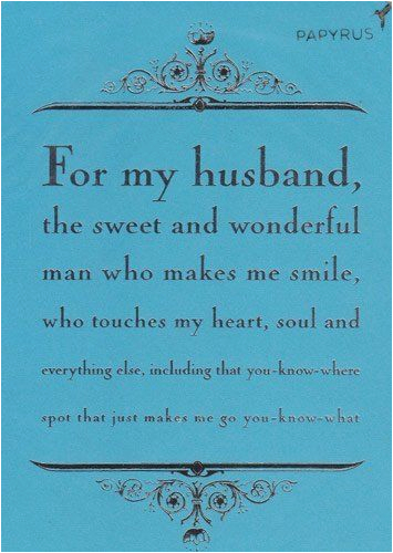 greeting card birthday quot for my husband the sweet and