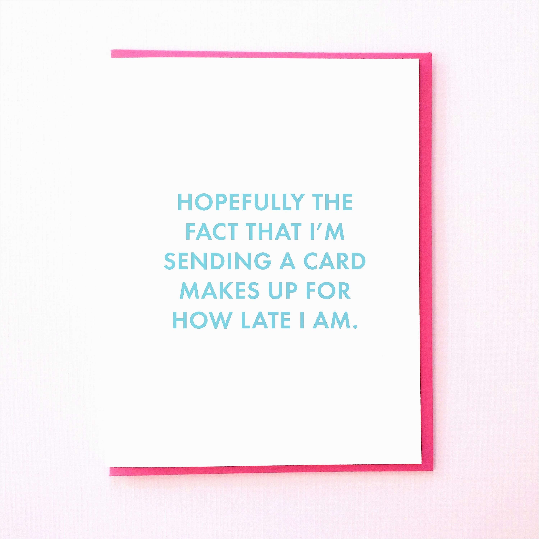 birthday card sending service