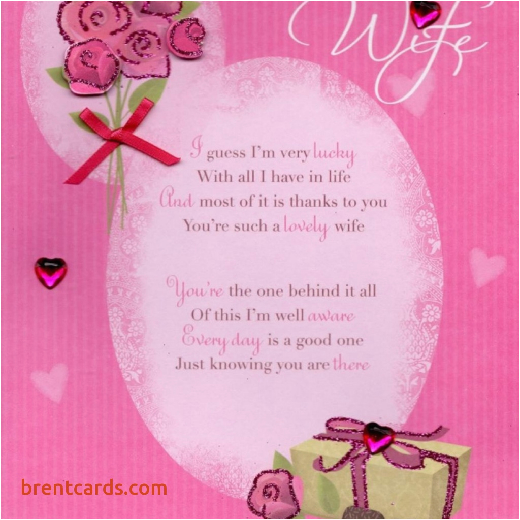 birthday card verses for wife free card design ideas