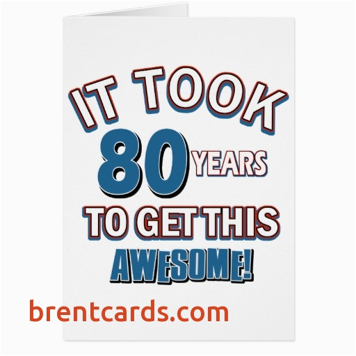 Birthday Cards 80 Year Old Woman Card For Best Of
