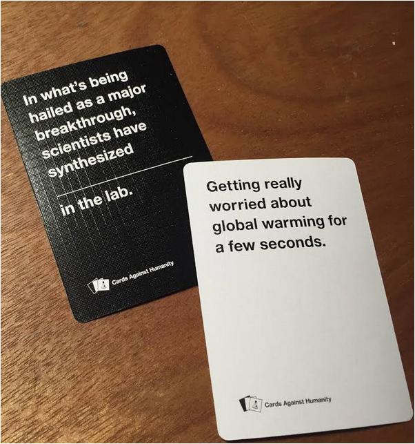 cards against humanity birthday meme