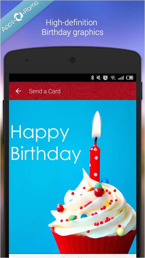 Birthday Cards App For Facebook Android Apps On Google Play