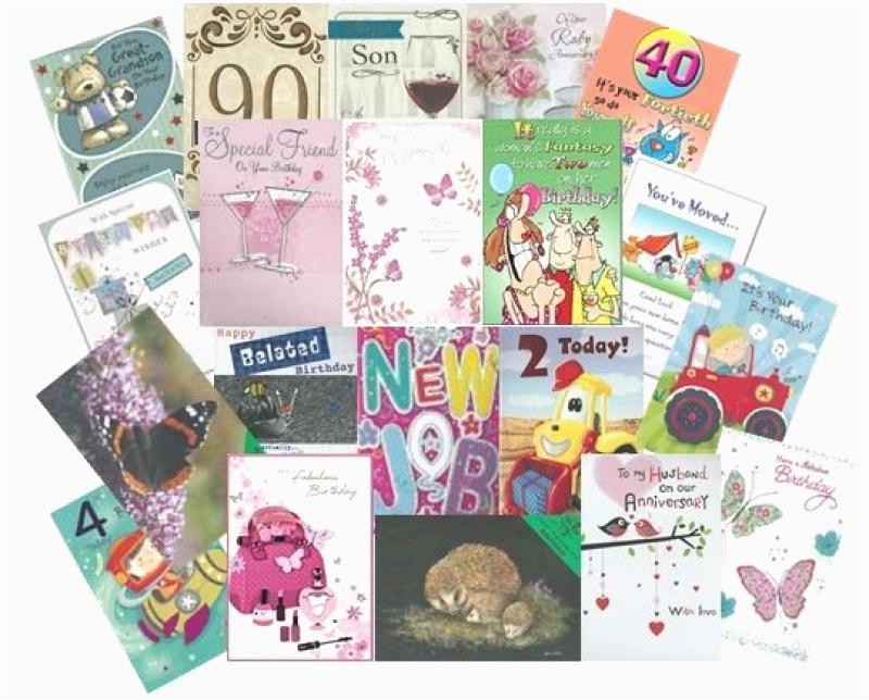 birthday cards bulk buy