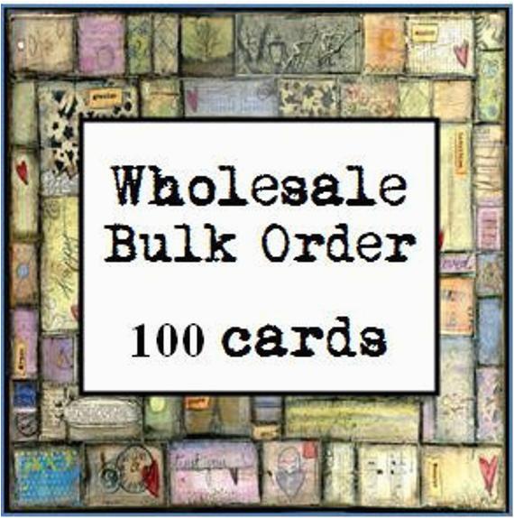 wholesale bulk order 100 note cards