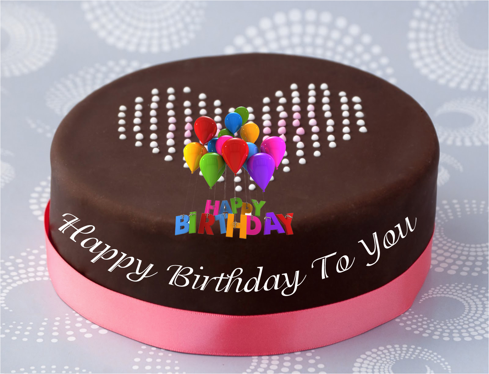 happy birthday cake pictures images to you