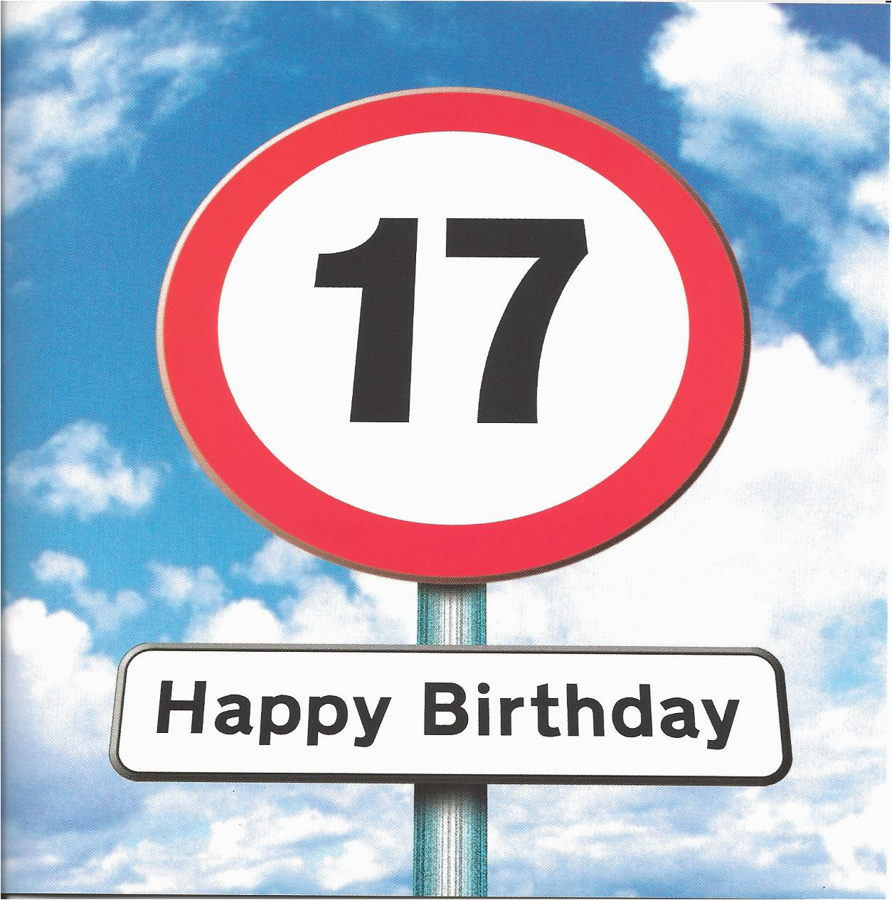 Birthday Cards For 17 Year Old Daughter Greeting Card Uk