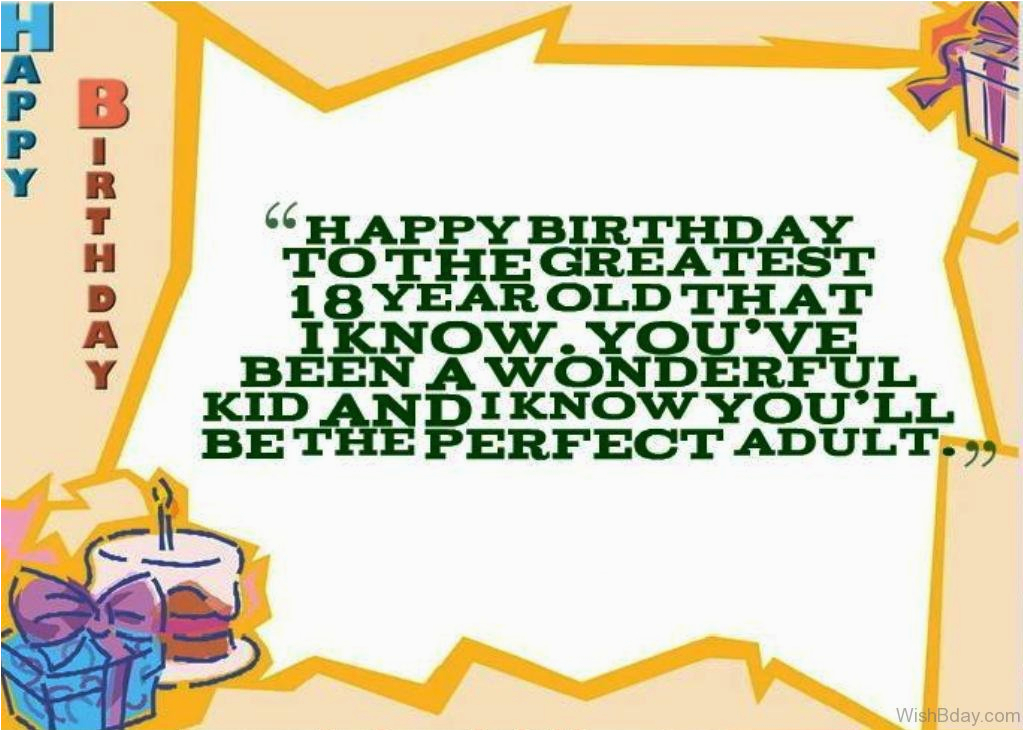 Birthday Cards For 18 Year Olds 25 18th Wishes