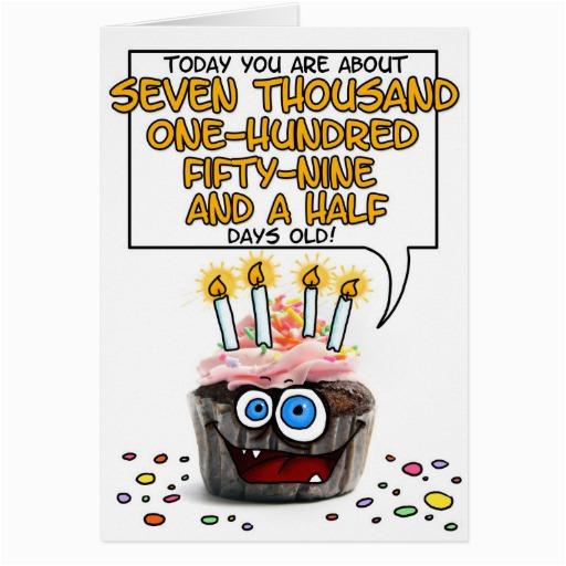happy birthday cupcake 19 years old greeting card zazzle
