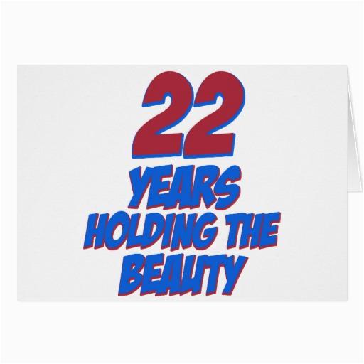 22 years birthday cards 22 years birthday card templates