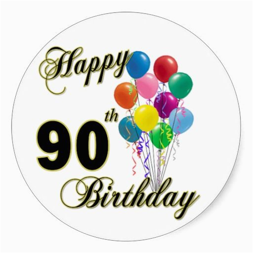 Birthday Cards For 90 Year Old Man Gifts Ideas Happy 90th And