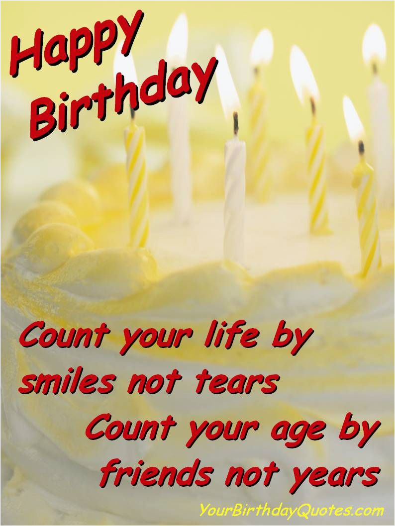 Birthday Cards For A Friend Quotes 70th Sayings Friendship