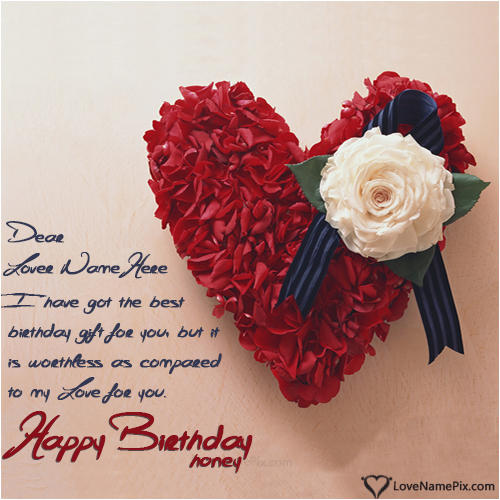 Birthday Cards For A Lover Loving Quotes Download