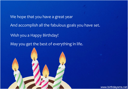birthday quotes for employees quotesgram