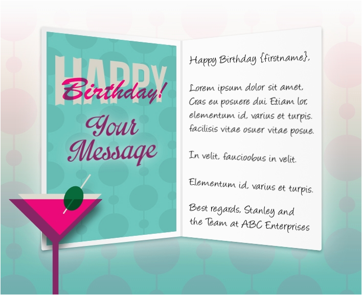 Birthday Cards For Business Customers Corporate Ecards Employees Clients Happy