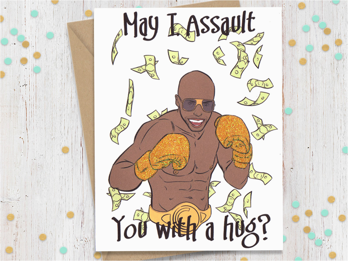 funny greeting card birthday card anniversary card gift for