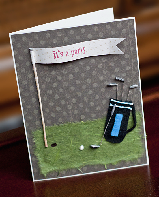 Birthday Cards For Golfers Handmade Page 9
