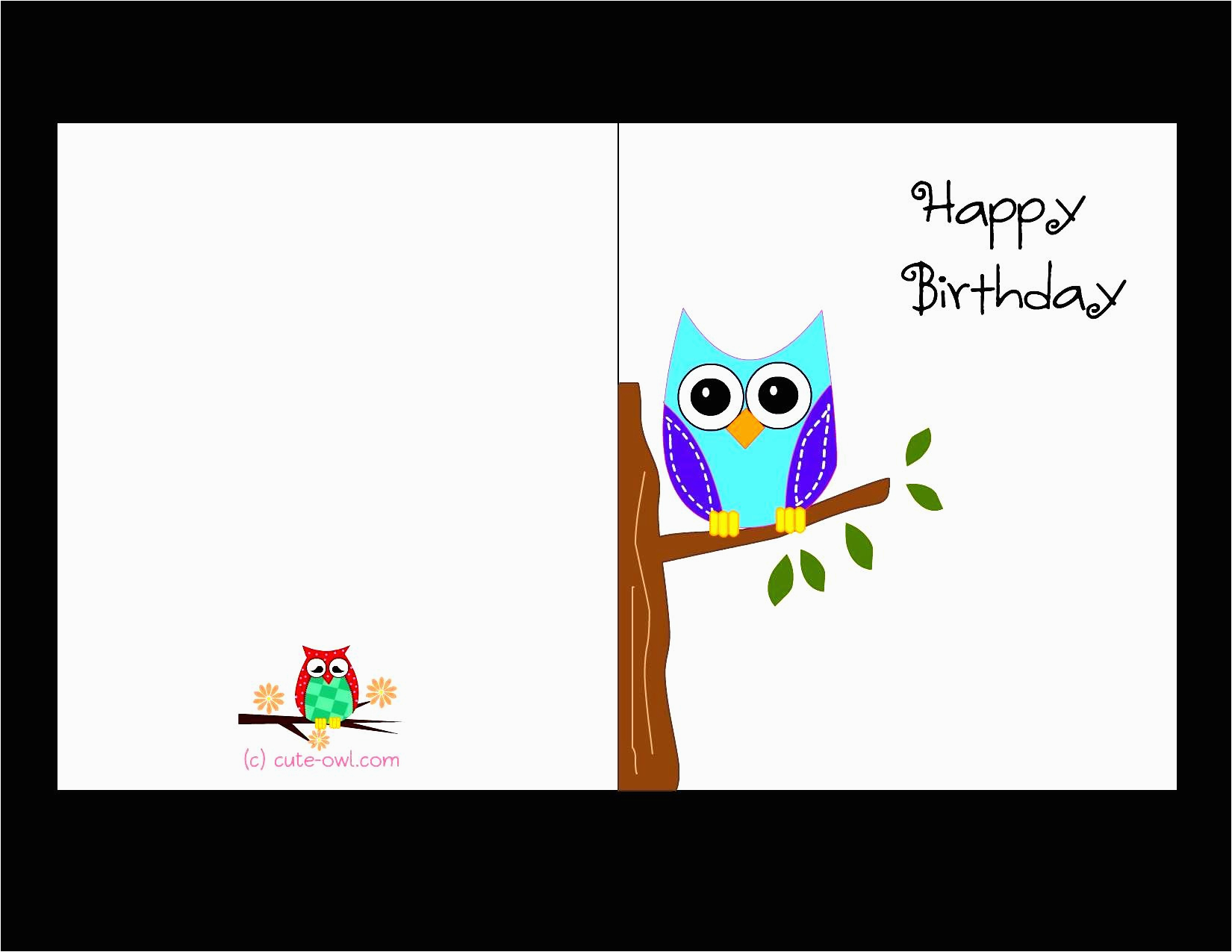 Birthday Card Template Cyberuse From Cards For Her Free Download
