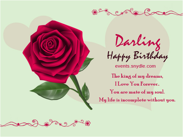 Birthday Cards For Husband On Facebook Happy Wishes Love