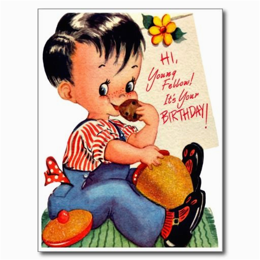 12 best images about boy 39 s retro birthday cards on