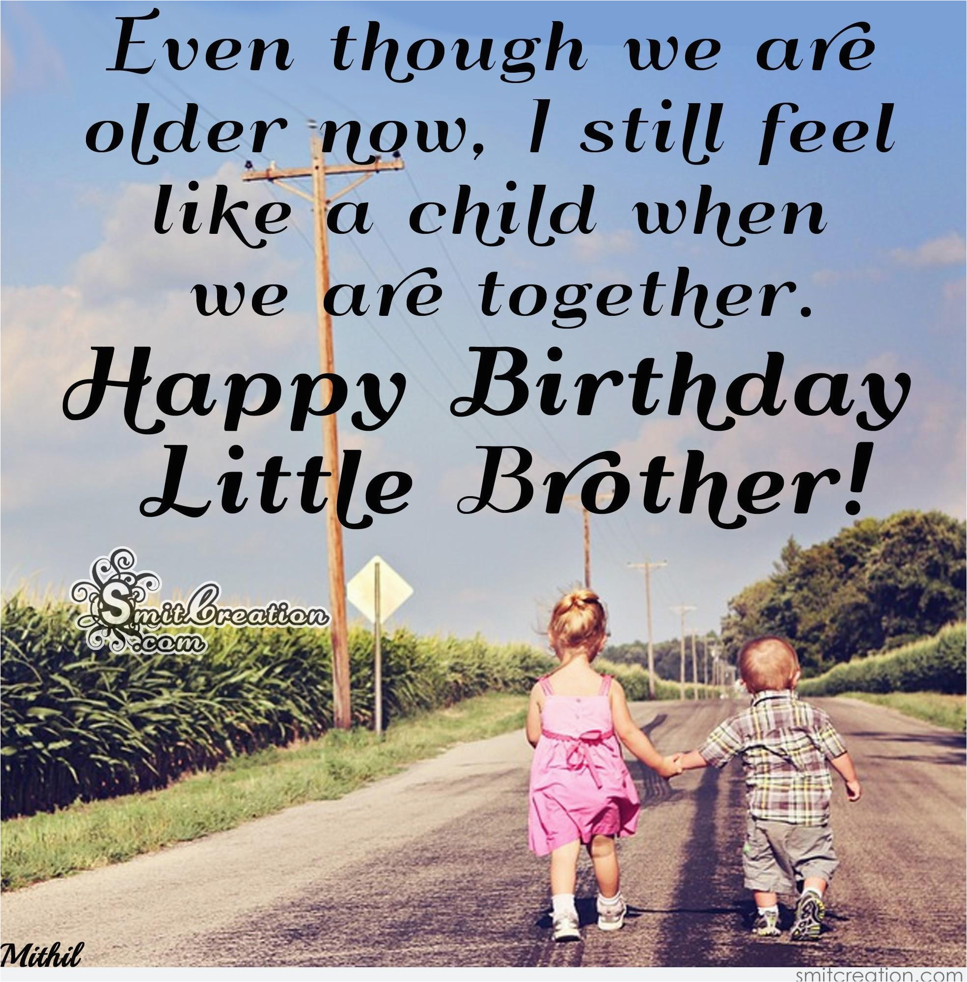 Birthday Cards For Little Brother Wishes Pictures And Graphics