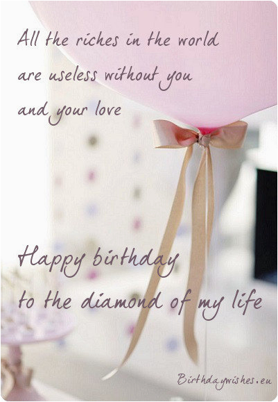 Birthday Cards For Loved Ones Happy Love Romantic Wishes Lover