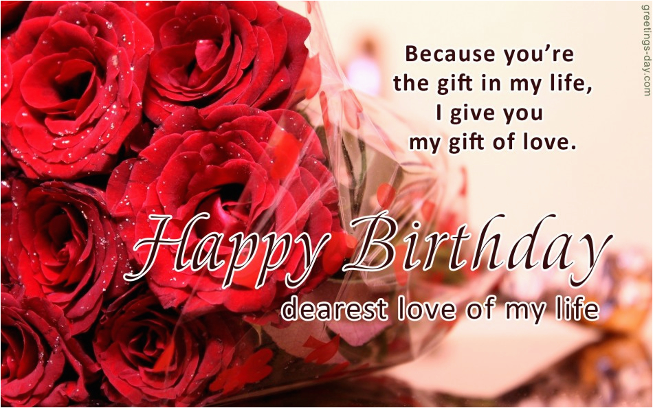 Birthday Cards For Loved Ones Sweet Wishes And Greetings One