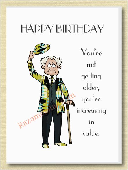 male birthday card b