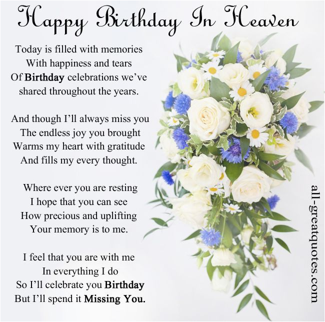 Birthday Cards For Mom In Heaven Heavenly Wishes On Pinterest Happy