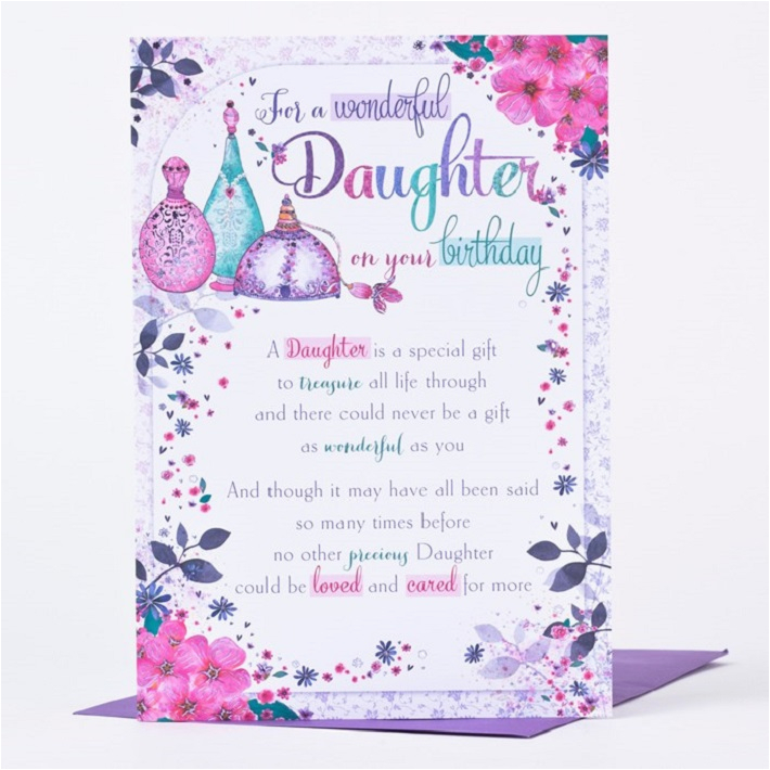 Birthday Cards for Moms From Daughter 390 Happy Birthday Wishes for Daughter From Heart