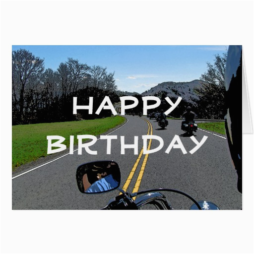 Birthday Cards For Motorcycle Riders Happy Quotes Quotesgram