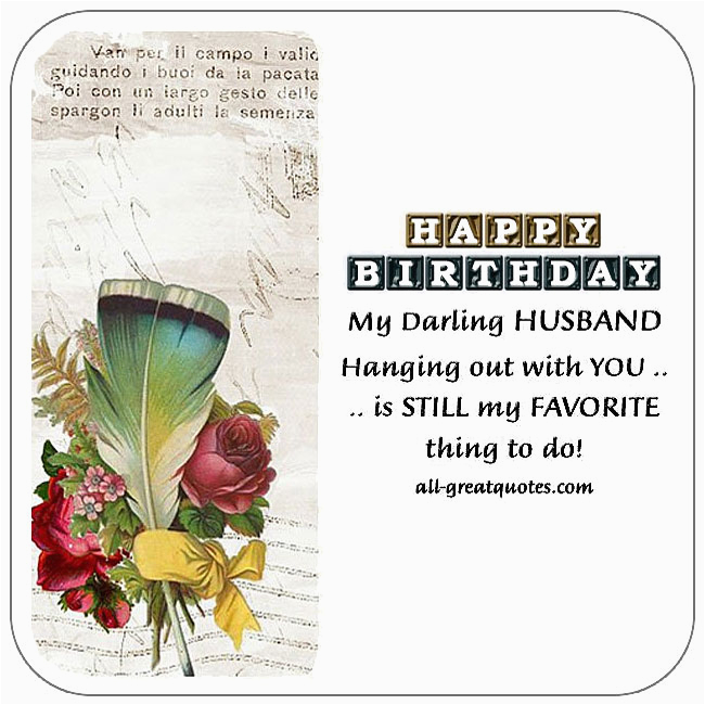 Birthday Cards For My Husband On Facebook Free Online Friends Family