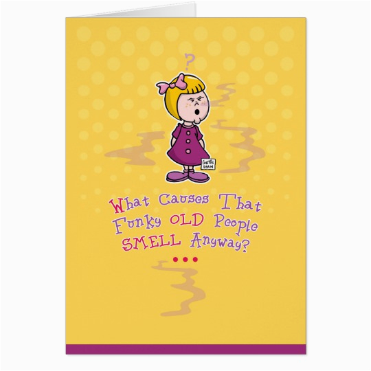 funny old age birthday card 137743108002234312