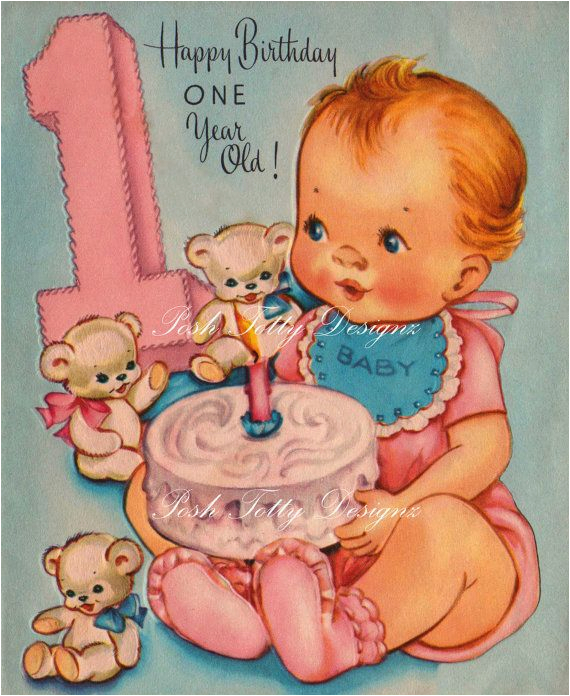 Birthday Cards For One Year Old Baby Boy 95 Best Images About Clipart
