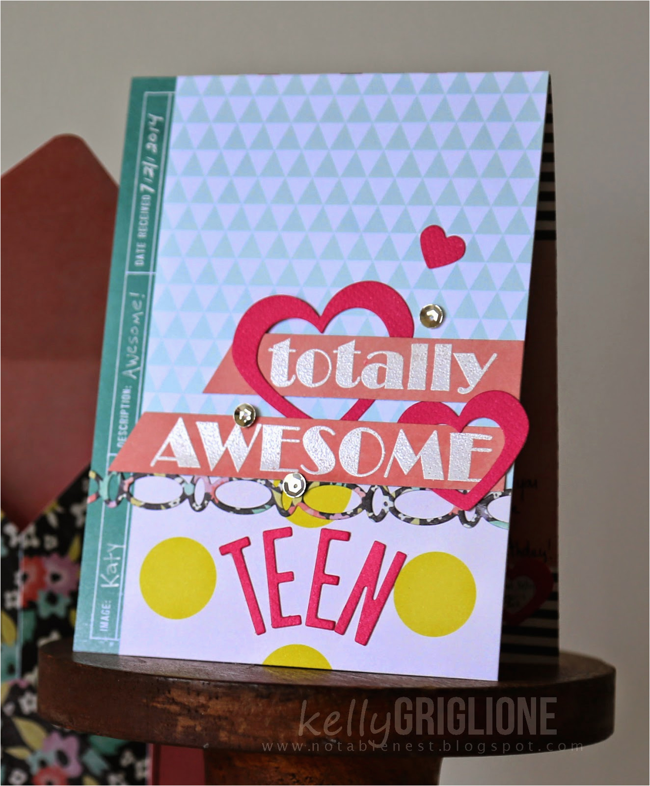 notable nest cfs feature totally awesome teen birthday card